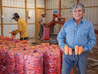 Pequeños agricultores podrán abastecer con alimentos a centros penitenciarios del país