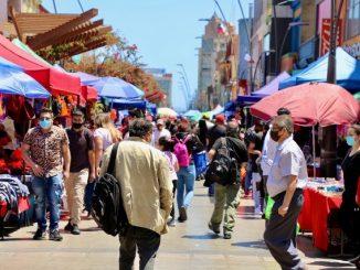 Municipalidad de Antofagasta inicia plan para descongestionar el centro de la ciudad