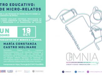 Invitan a estudiantes a sumarse a las actividades y desafíos del proyecto OMNIA UCN