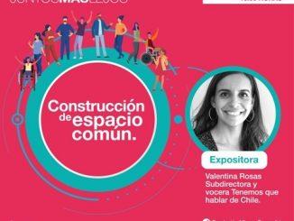 """Inicia ciclo de conversaciones """"Juntos más lejos"""" sobre participación ciudadana y agentes de cambio"""