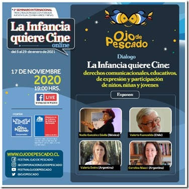 1605459661852_Diálogo 17 La Infancia quiere cine