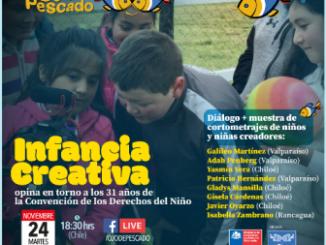 Infancia Creativa opina en torno a los 31 años de la Convención de los Derechos del Niño