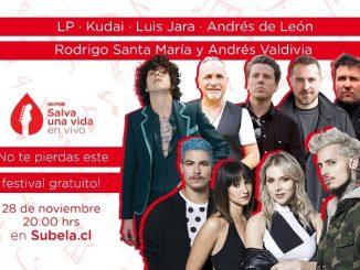Laura Pergolizzi (LP) se suma al line up del Festival de música online #SalvaUnaVidaEnVivo