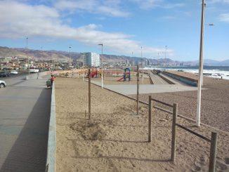 Municipio ejecutará proyecto de conservación de equipamiento deportivo en Parque Los Pinares
