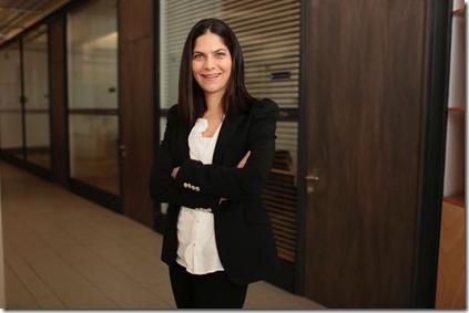 María Victoria Martabit, Gerente de Asuntos Corporativos y Desarrollo Sostenible de Banco de Chile