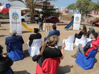 Mejorarán plazas y acceso a pasarela en Villa Chuquicamata
