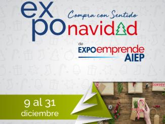 """Expo Navidad """"Compra con sentido, compra emprendedor"""" visibilizará más de 200 iniciativas"""