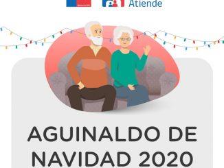 Aguinaldo de Navidad 2020 en la región de Antofagasta se entregará a más de 23 mil pensionados IPS