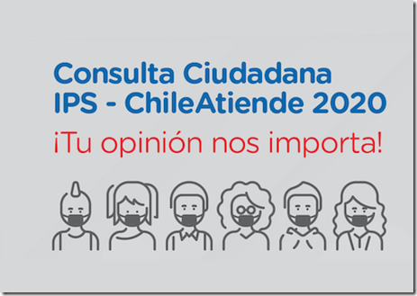 Consulta Ciudadana 2020