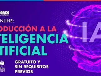 Ministerio de las Culturas lanza curso de Introducción a la Inteligencia Artificial