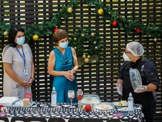 Subsecretaria Daza anunció plan especial de Residencias Sanitarias para Navidad