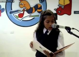 Alumna de Taltal obtiene el tercer lugar en el concurso de lectura más grande de Chile