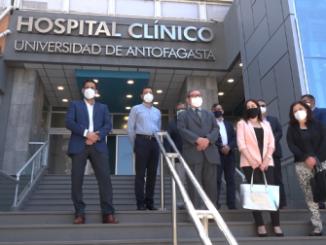 HCUA concreta convenio para implementar laboratorio digital odontológico de última generación