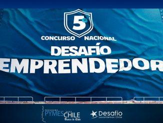 32 microempresas y pymes de todo Chile participan en la gran final del 5° Concurso Nacional Desafío Emprendedor