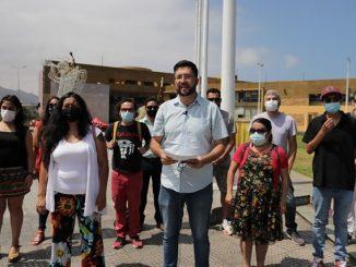 San Román interpone requerimiento en Contraloría para hacer respetar decreto que traslada estanques de combustibles