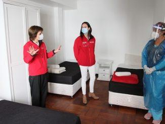 OPS/OMS destaca estrategia chilena de Residencias Sanitarias para garantizar el aislamiento y frenar los contagios