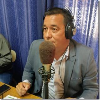 Alcalde Wilson Díaz