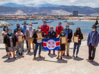 Entregan primeras certificaciones indígenas al Pueblo Chango