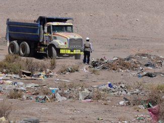 Más de 600 toneladas de escombros son retirados en operativo sanitario realizado por Municipalidad de Calama, Seremi de Medio Ambiente y Mainstream Renewable Power