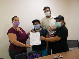 San Ramón firma compromiso ante notario para impulsar urbanización y vivienda desde la municipalidad de Antofagasta