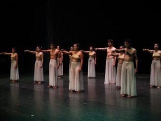 Con éxito BAJ culmina su laboratorio de danza contemporánea