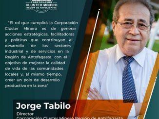 """Rector de la UCN: """"El rol que cumplirá la Corporación Clúster Minero es el de generar acciones para el desarrollo de los sectores industrial y de servicios en la Región de Antofagasta"""""""