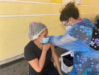Comienza vacunación en centros de la red Sename de la región