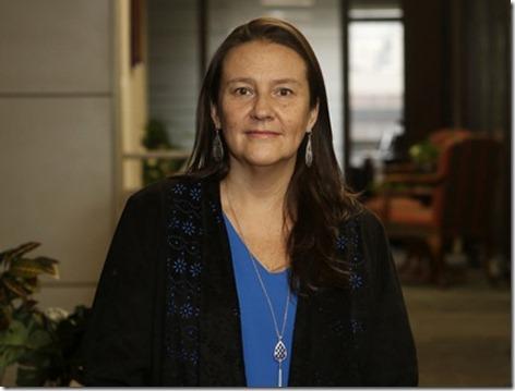Claudia Herrera, gerente División Marketing y Banca Digital de Banco de ...