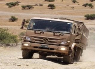 Personal militar realiza curso de monitores de conducción para el empleo de vehículos motorizados