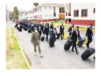 Ingresa primera generación de dragoneantes bajo el alero del Plan Rebolledo a la Escuela de Suboficiales del Ejército
