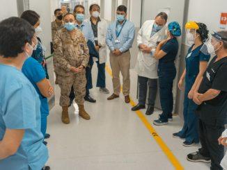 Hospital Militar del Norte apoya a la Red de Salud Pública de Antofagasta