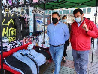 Municipalidad de Antofagasta inicia reordenamiento del comercio ambulante e intensifica fiscalizaciones