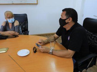 Antofagasta: Alcalde Wilson Díaz hará entrega de tarjetas solidarias a dirigentes vecinales afectados por la pandemia