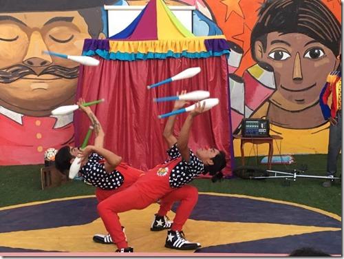 Agrupacioìn Cultural Rua Circo
