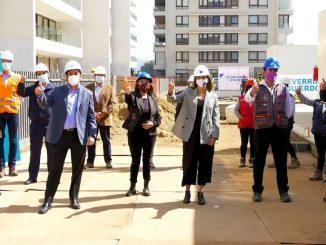 Lanzan Feria Mujer y Construcción para fomentar la participación femenina en el rubro