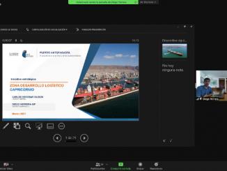 Puerto Antofagasta presentó el Proyecto Zona de Desarrollo Logístico Capricornio en Taller sobre Zonas de Apoyo Logístico y Puertos Secos en la Región de Antofagasta