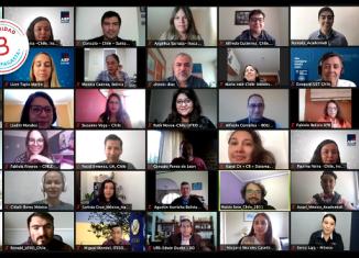 25 Docentes participan de forma gratuita en programa latinoamericano de Academia B