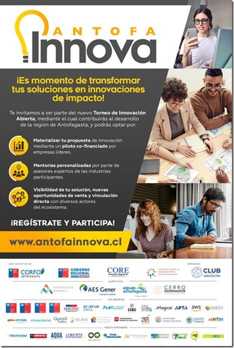 Club de Innovación - Antofa Innova (Poster)