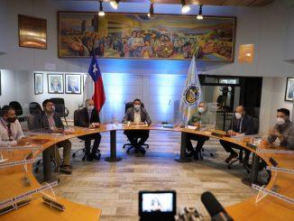 Alcalde Wilson Díaz presenta Cuenta Pública 2020