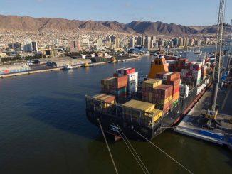 Puerto Antofagasta incrementa el tonelaje transferido en el primer trimestre de 2021