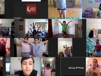 En modalidad online inicia taller de danza virtual para niños, niñas y jóvenes de la comuna de María Elena