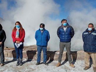 Subsecretario de Turismo destacó implementación de protocolos sanitarios en Géiser del Tatio para visita de turistas