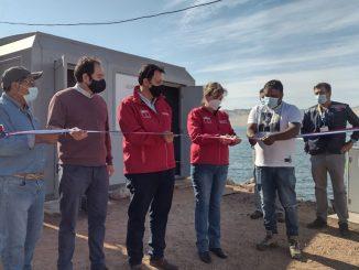 Visita a Antofagasta: Subsecretaria dialoga con pescadores, inaugura desaladora y anuncia concurso por $475 millones