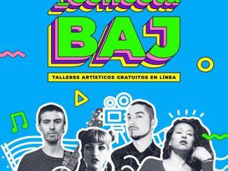 BAJ abre inscripciones a más de 20 talleres artísticos gratuitos en línea
