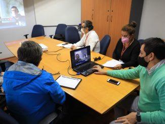 Antofagasta inicia participación en Programa de Cooperación de la Comunidad Europea
