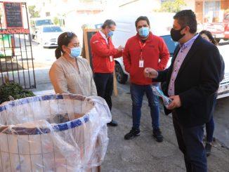 """Municipio y sector privado lanzaron """"Recicla en Tu Almacén"""""""