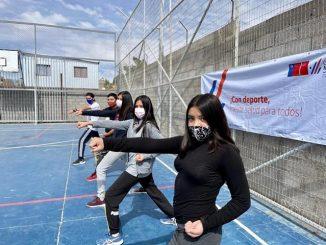 Jóvenes calameños superan la adversidad gracias a la práctica del Taekwondo