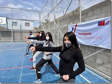 Taekwondo Calama 1