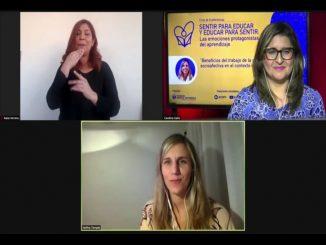 """Delfina Terrado, Magíster en psicología positiva: """"Para mí el paradigma en la educación es poder comprender que una mirada holística es igual o más valiosa que una mirada analítica"""""""