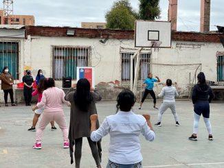 Zumbatón en Centro Penitenciario Femenino: El deporte como aliado de la reinserción social